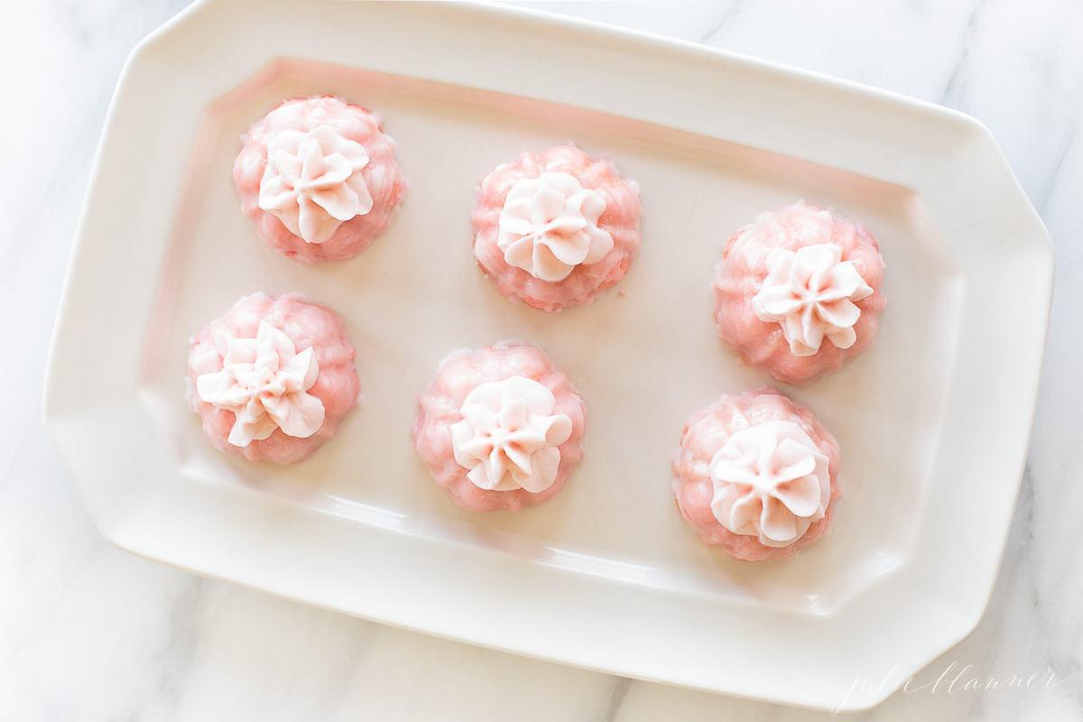 pink cupcake recipe
