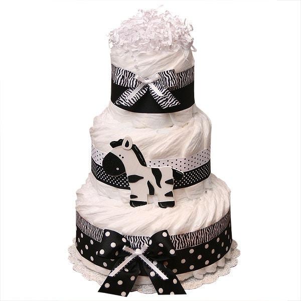 Baby Shower Diaper Cake Julie Blanner