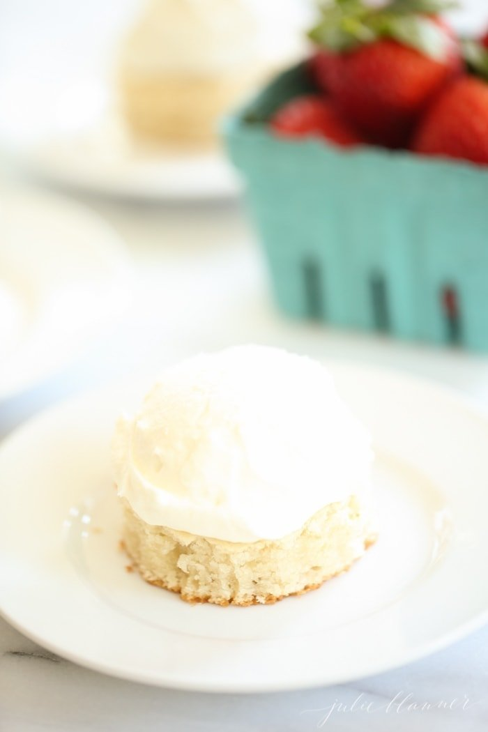 Strawberry shortcake - the quintessential summer recipe and dessert!