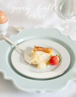 Gooey Butter is easy for breakfast, brunch or dessert - a favorite sweet danish