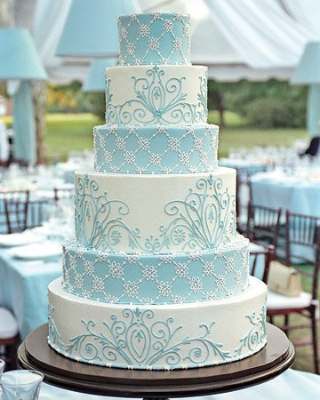 Above Is A 6 Tier Cake With Alternating Layers The Middle Layer Double Martha