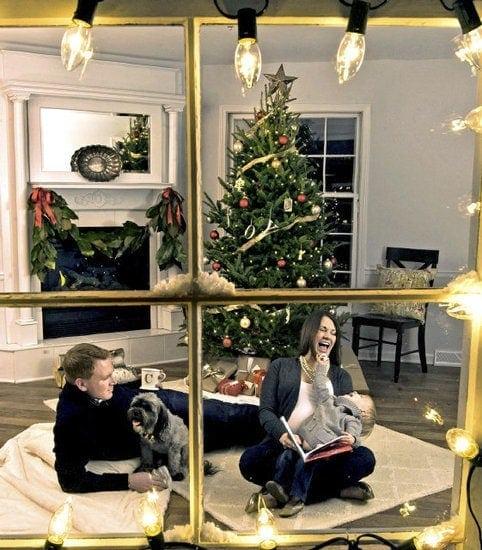 Kansas City Star Christmas - Julie Blanner & Family