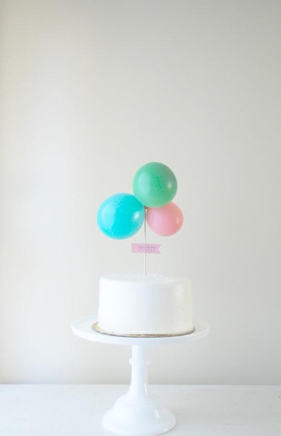 Cake Toppers Julie Blanner