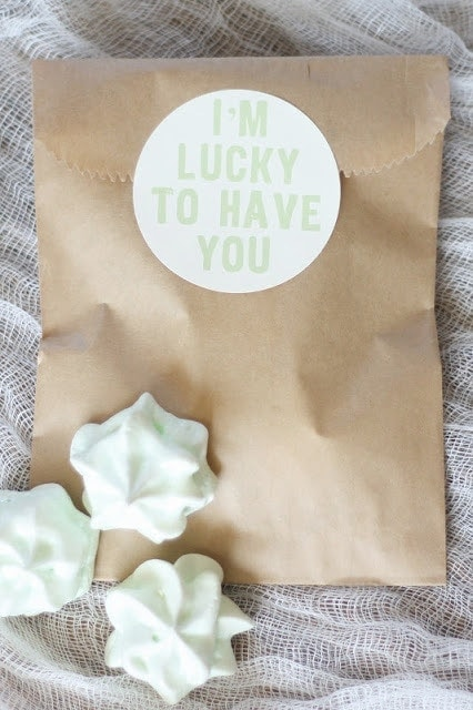 Lucky to Have You St. Patrick's Day Printables