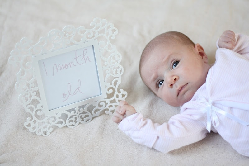 Monthly Baby Photos Aniston Is 2 Months Old Julie Blanner