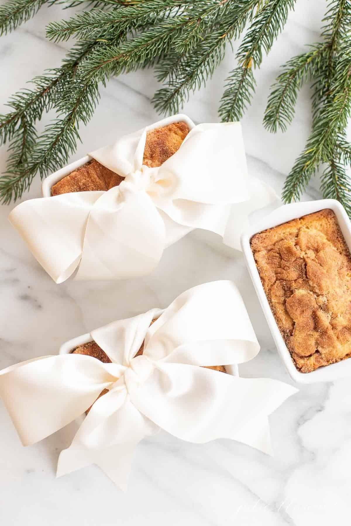 5 Minute Cinnamon Bread An Amazing Christmas Bread Julie Blanner