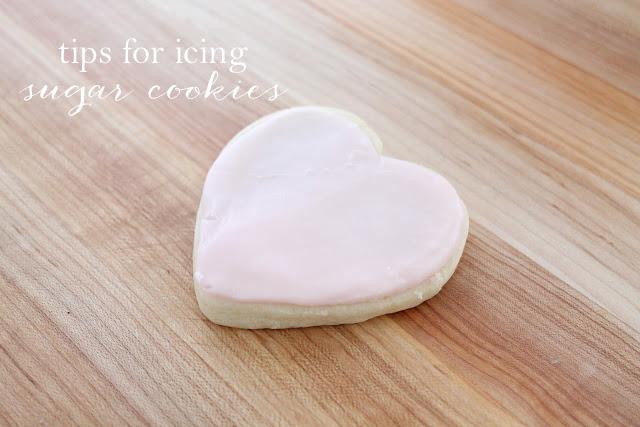 Tips for Icing Sugar Cookies - Julie Blanner entertaining & design ...