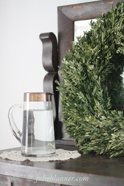 how to preserve boxwood including gift and decor ideas
