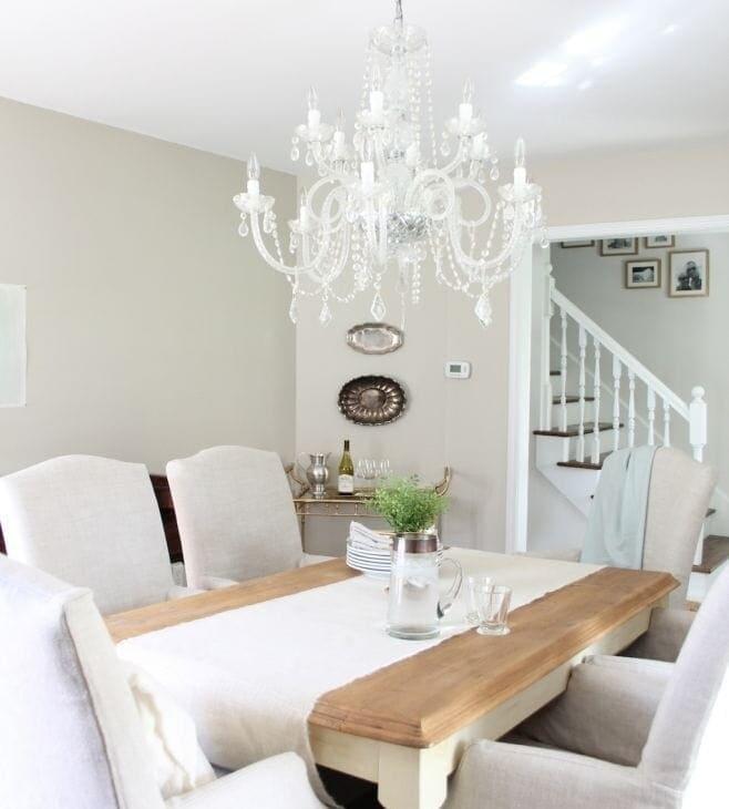 Entertaining & lifestyle blogger Julie Blanner's home tour