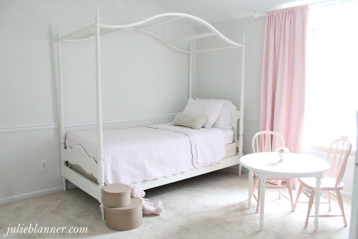 Adalyn S Pink And Cream Bedroom