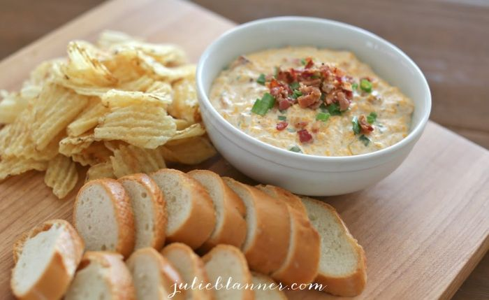 bacon cheddar cheese dip recipe