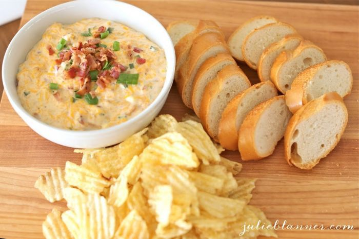 the best cheese dip recipe