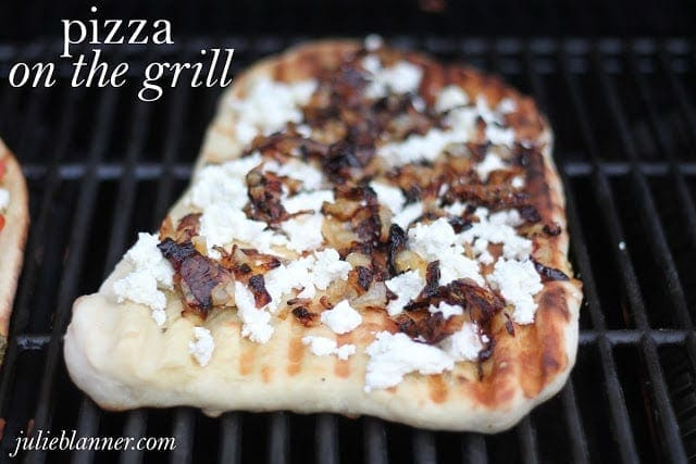 how to grill pizza | easy and amazing restaurant style pizza recipe