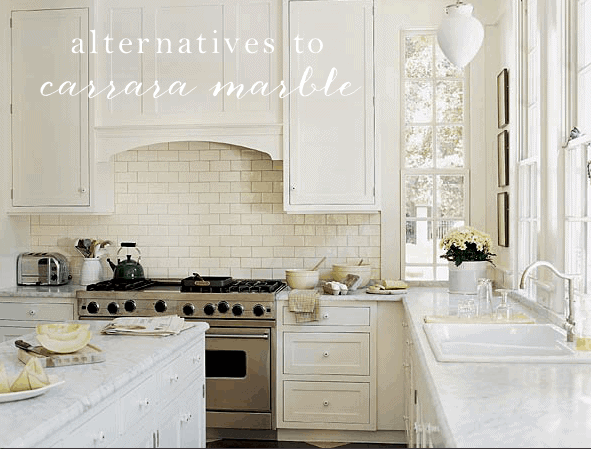 The Great Kitchen Counter Debate | Alternatives to Carrara ...