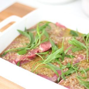 Amazing steak marinade recipe