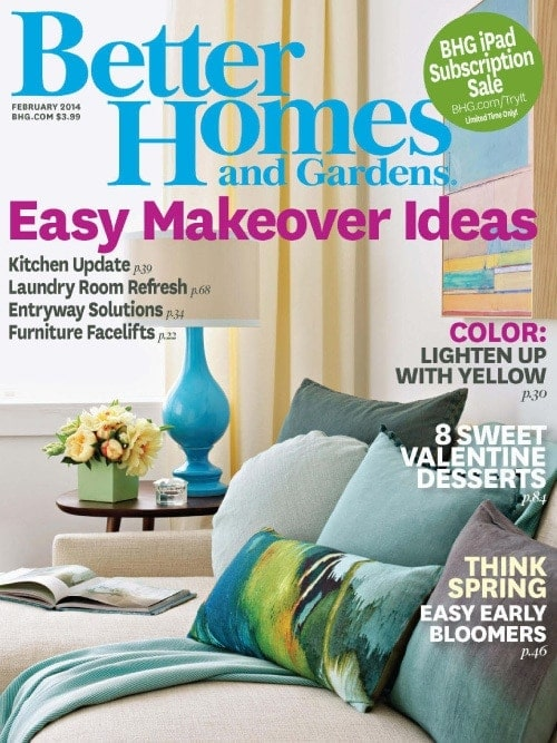 Julie Blanner Better Homes & Gardens Blogger We Love