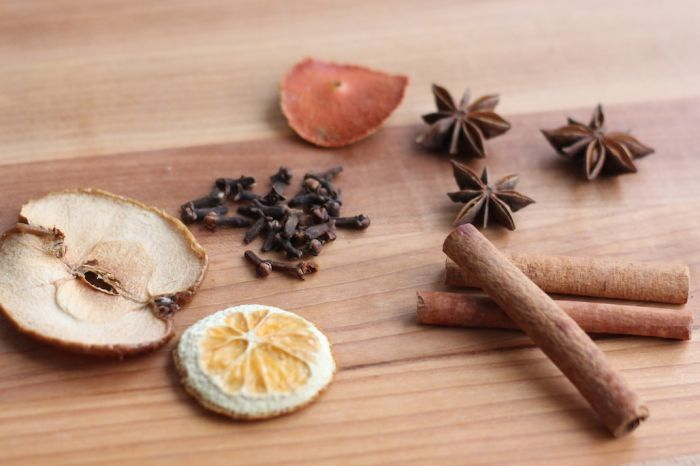 Fragrant Homemade Potpourri