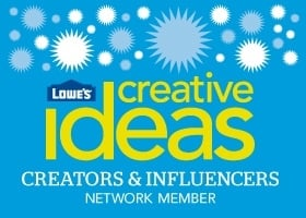 Lowe's Creative Ideas Blogger