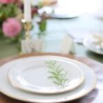 An Elegant Thanksgiving Table Setting