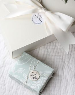pretty Christmas gift wrap ideas