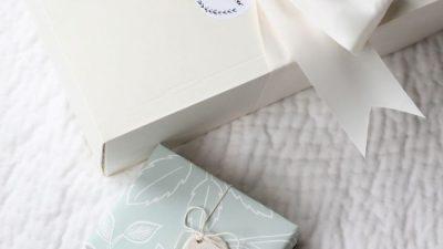 pretty Christmas gift wrap ideas