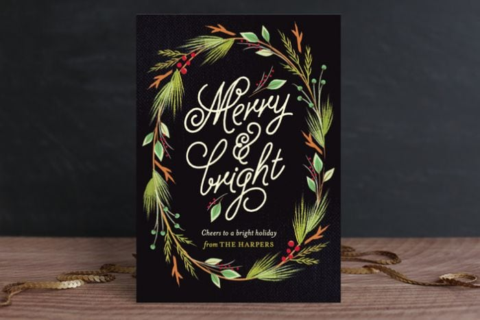 customize christmas card - Best Christmas Card