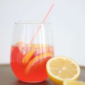 celeb crush cocktail - perfect for an awards watch party