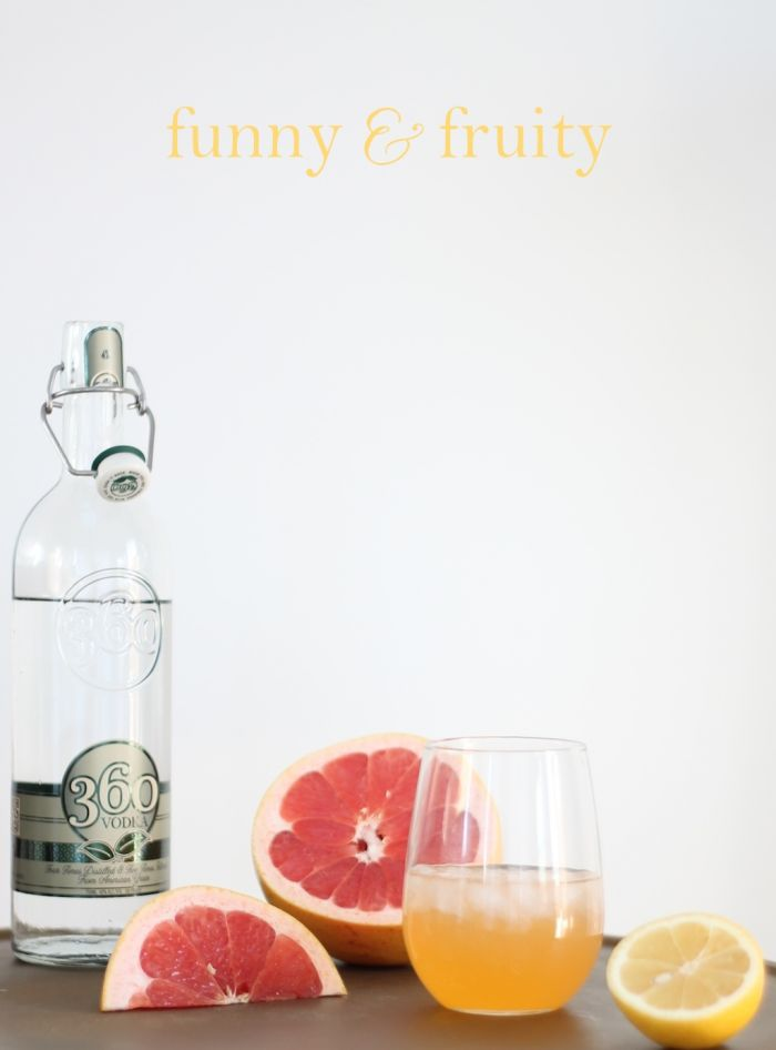 Signature Drink Recipe | Funny & Fruity