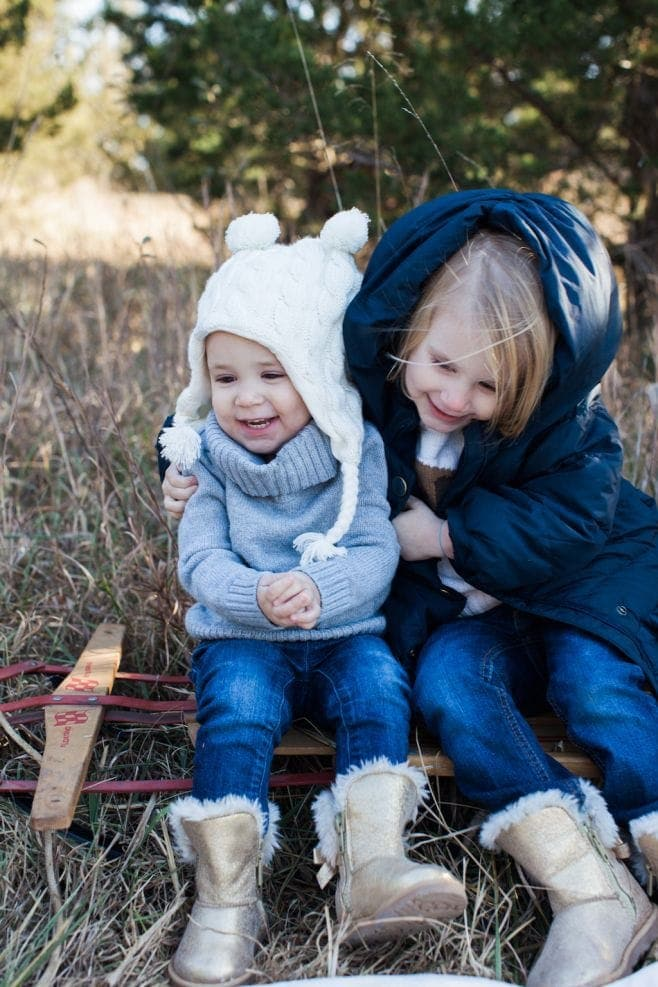 tips for great photos of your children