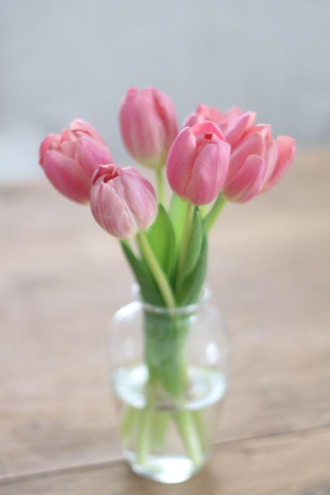 How to Arrange Tulips - Julie Blanner
