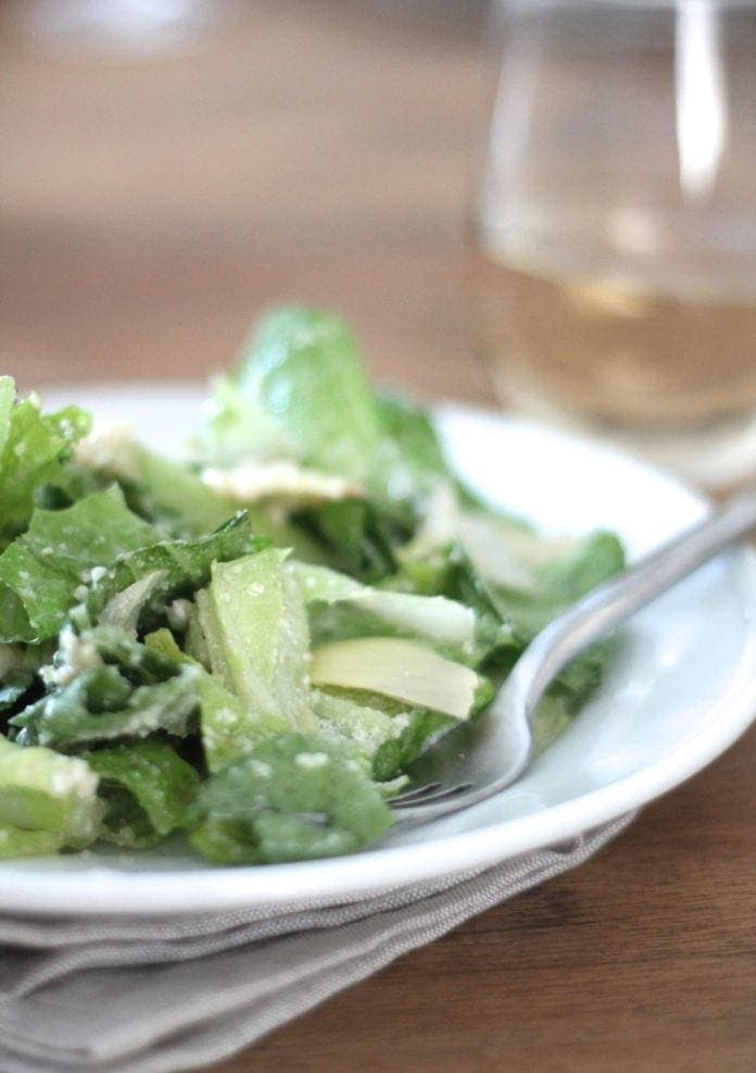 A light flavorful salad for any season | St. Louis salad