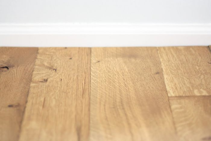 custom handscraped hardwood floors