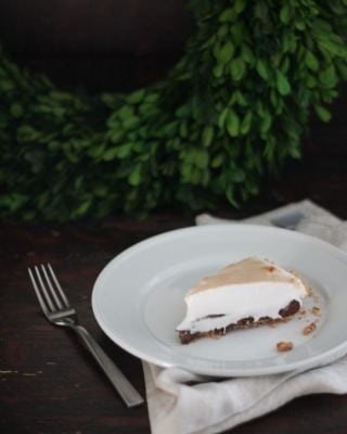Chocolate Guinness Pie - the ultimate sweet & salty dessert