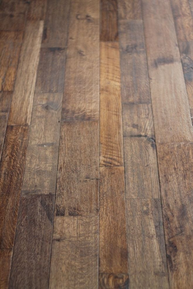 hand scraped wood floors how to images