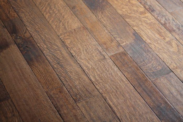 custom handscraped hardwood floors - Hand Scraped Wood Floors