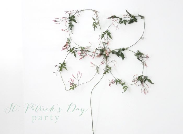 A beautiful way to celebrate St. Patrick's Day | a fun & thoughtful St. Patrick's Day Party