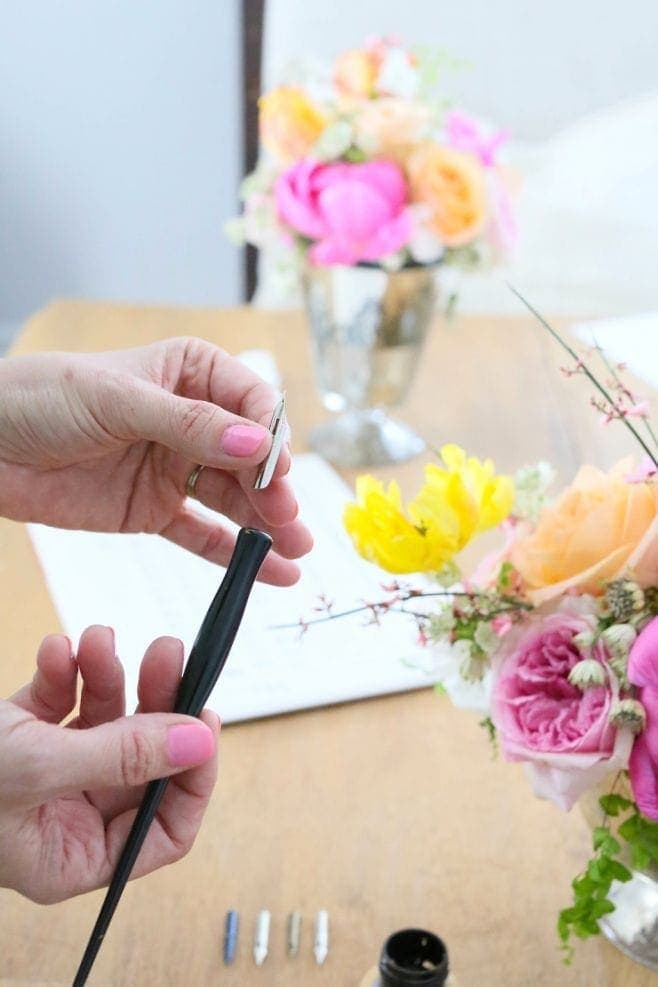 How To Learn Calligraphy Getting Started