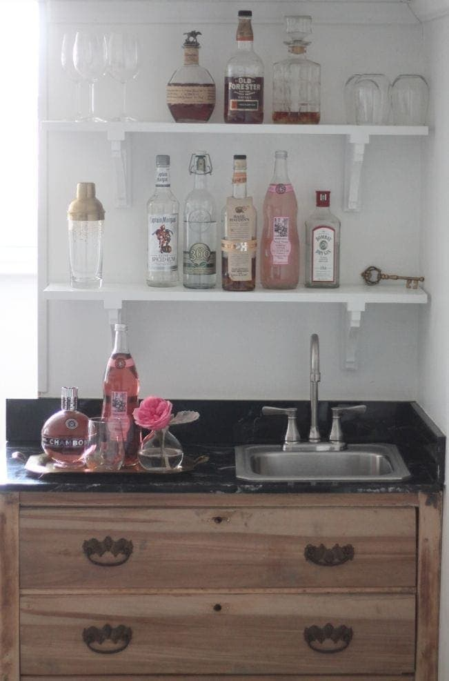 Diy Wet Bar