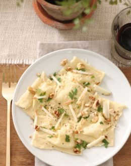 light pasta recipe