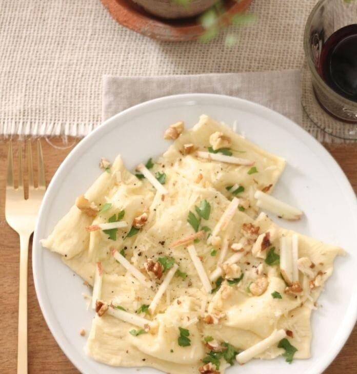 light pasta recipe