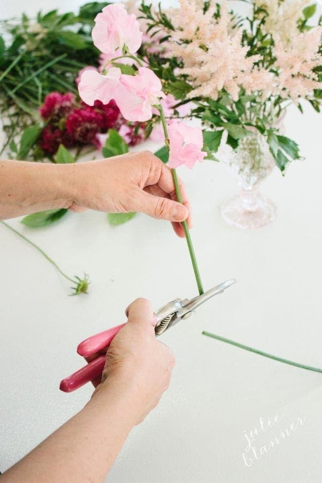 create your own centerpiece