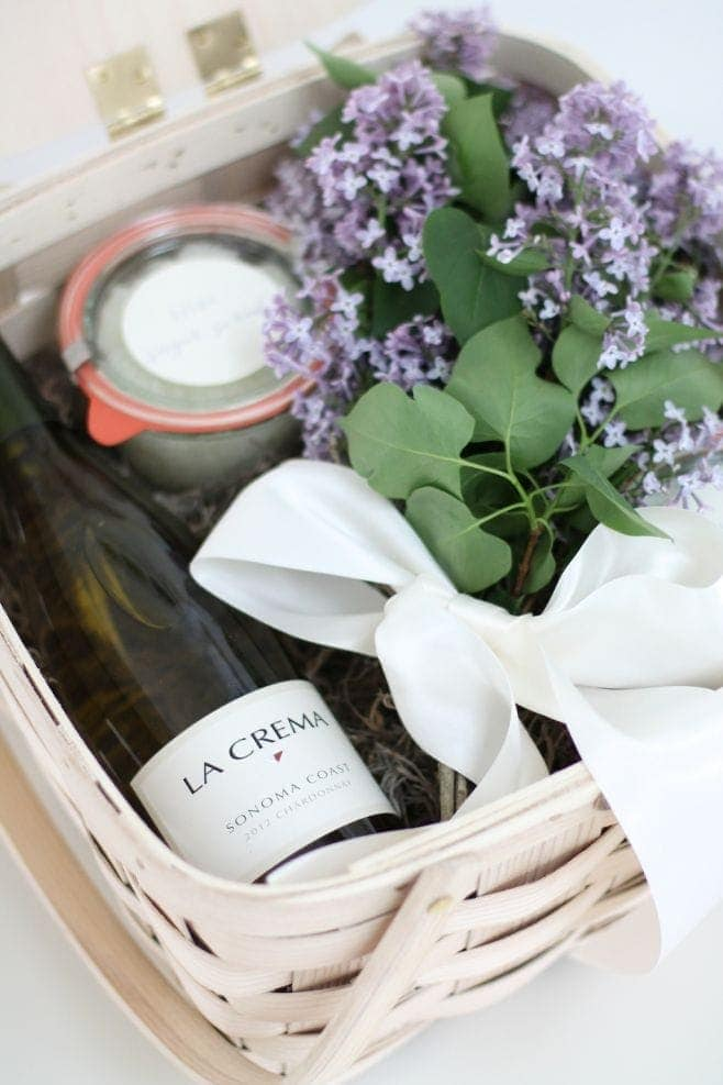 easy & beautiful bridesmaid gift idea