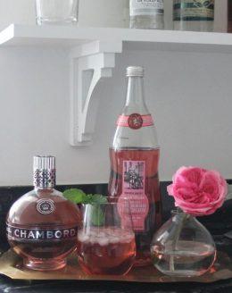 raspberry lemonade & vodka recipe
