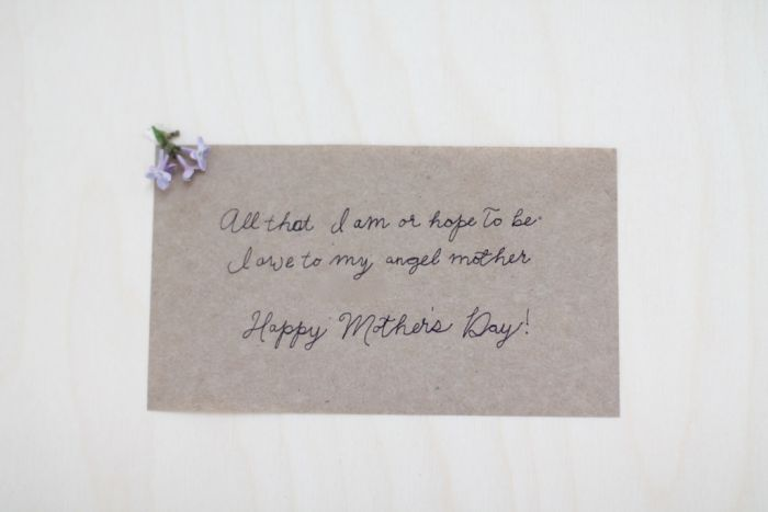 Mother's Day quote |quote about mothers
