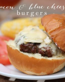 The best bacon cheeseburger recipe - the simple secrets to a juicy & flavorful burger on the grill