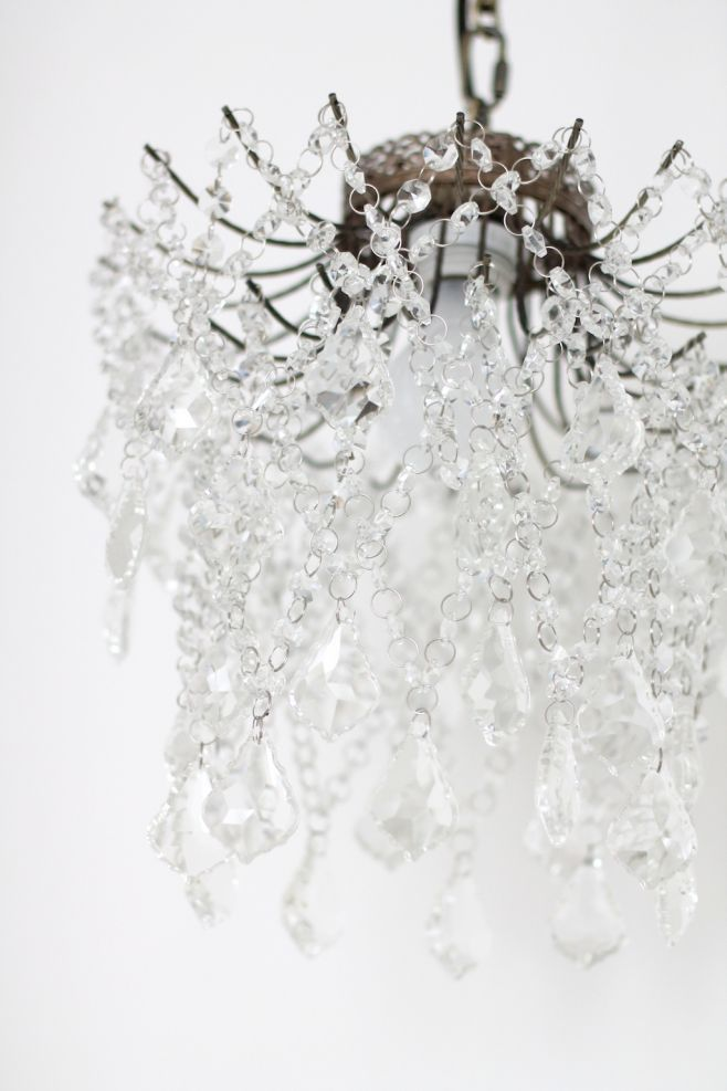 ... Install a light fixture anywhere in minutes | plug-in swag chandelier  adds drama u0026