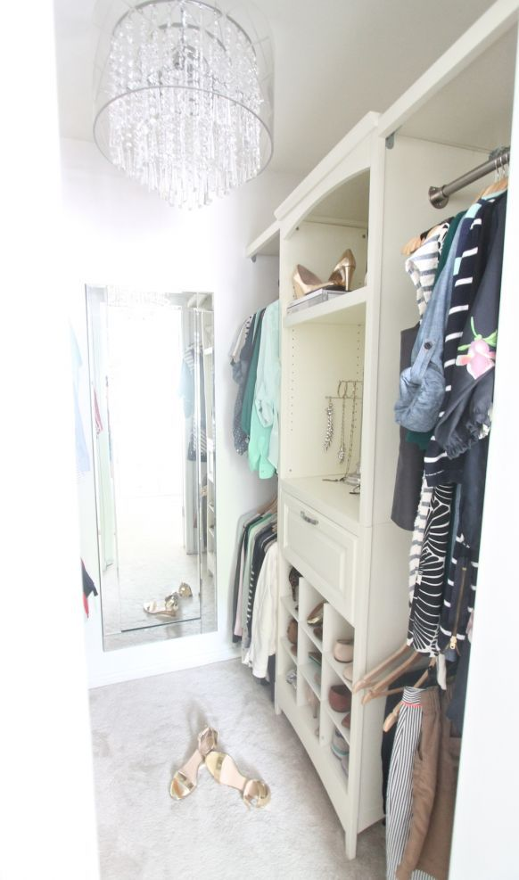create your dream closet, adding light, space, function & beauty