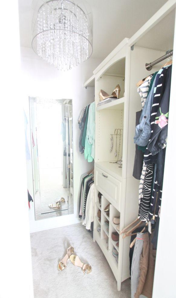Walk In Closet How To Maximize Your Closet Storage