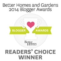 Lifestyle & Entertaining Blogger Julie Blanner was voted the Better Homes & Gardens Blogger of the Year