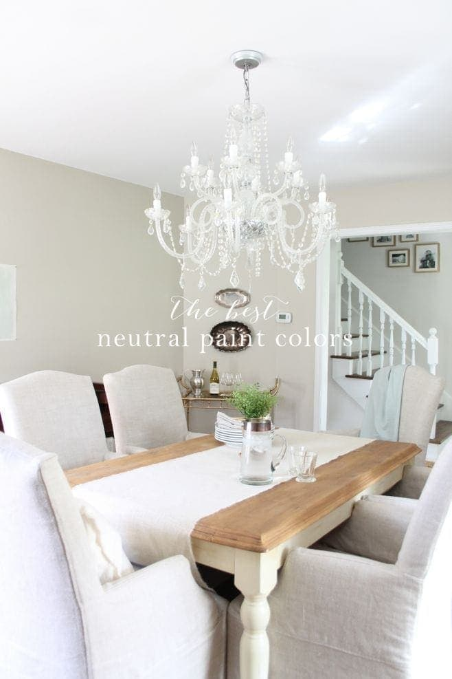 Our neutral paint palette the best neutral paint colors for Soft neutral paint colors